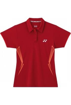 Yonex L2262 Kirmizi Kadin Polo Tshirt