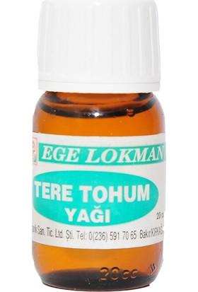 Ege Lokman Tere Tohumu Yağı 20 cc