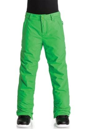 Quiksilver Estate Çocuk Kayak ve Snowboard Pantolonu Yeşil