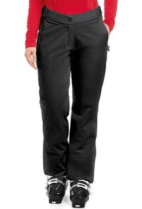 Maier Resi Light Kadın Kayak Pantolonu Siyah