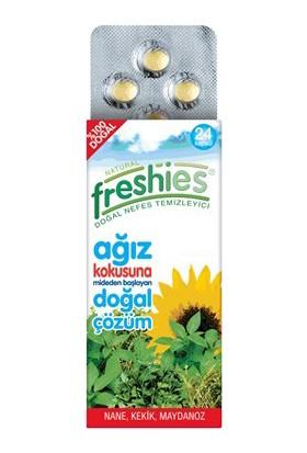 Freshies 24'lü Ağız Koku Giderici