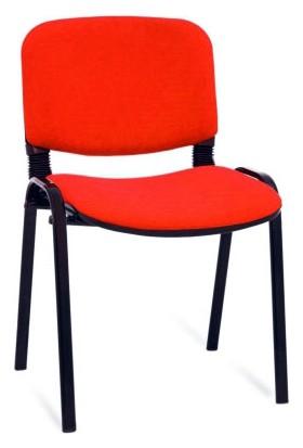 Coşkun Büro Kırmızı-Kumaş Form Sandalye