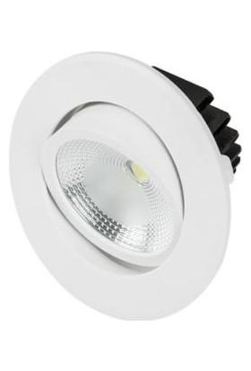 Cata CT-5202 6W Akik Spot Beyaz Gövde Beyaz Renk