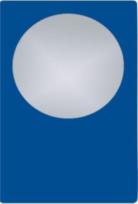 DirektAl Büyüteç Kart Mavi
