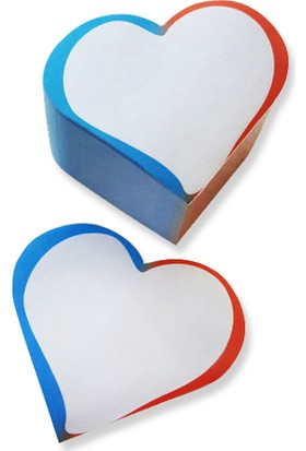 DirektAl Küp Notluk Şekilli Kesimli Kalp