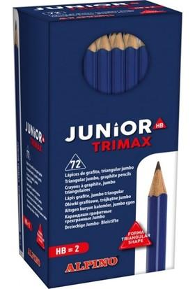 Alpino Tri Kurşun Kalem Ju-015 144 Lü (1 Paket 144 Adet)