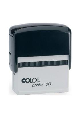 Colop Printer C 50 Oto. Kaşe Mavi Kasa-Mavi Keçe 15314108