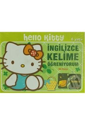 Gordion Hello Kitty İngilizce Kelime Öğreniyorum 9 Parça Puzzle 40645