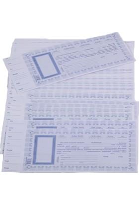 Gülpaş Bono Kağıdı 100 Yaprak Poşette G026