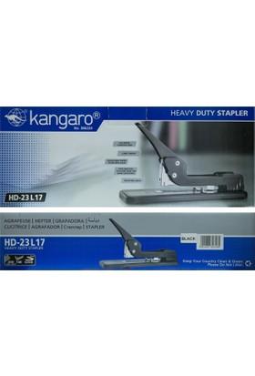 Kangaro Kollu Zımba Siyah Hd-23L17