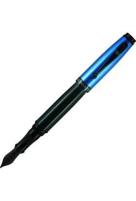 Monteverde Mv-41524 St Invıncıa Anodized Blue Dolma Kalem