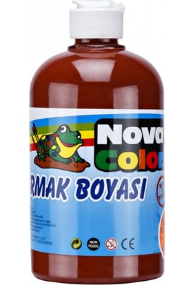 Nova Color Nc-376 Parmak Boyası 500 Gr Kahverengi