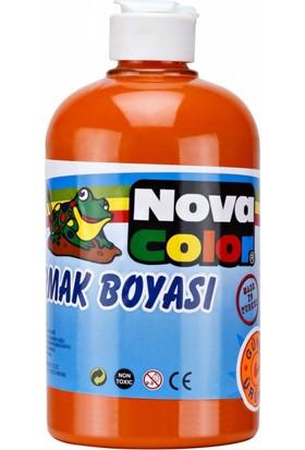 Nova Color Nc-377 Parmak Boyası 500 Gr Turuncu