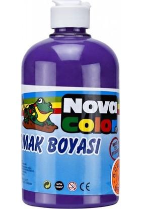 Nova Color Nc-378 Parmak Boyası 500 Gr Mor