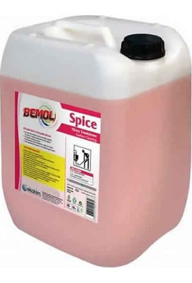 Bemol Spice Yüzey Temizleme Maddesi Pembe 5 Kg