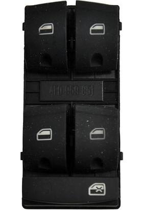 Betto Cam Açma Düğmesi Sol Dörtlü 8E0959851D 8E0959851B Audi A4