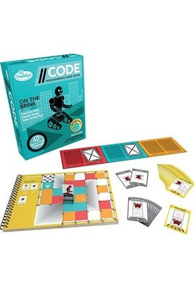 Thinkfun Code-On The Brink Kutu Oyunu