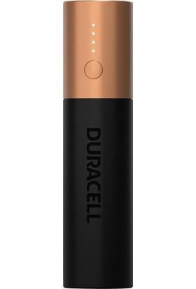 Duracell 3350 mAh Taşınabilir Şarj Cihazı (24 saate kadar dayanıklı