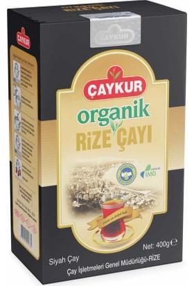Çaykur Organik Rize Çayı 400 Gr