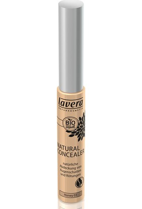 Lavera Naturel Concealer Organik Kapatıcı Bal Rengi Honey No 3