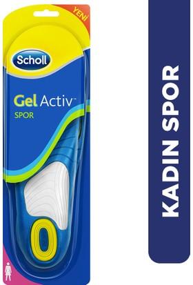 Scholl Gel Aktiv Tabanlık, Kadın - Spor İçin