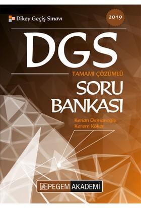 2019 Dgs Tamamı Çözümlü Soru Bankası - Kenan Osmanoğlu