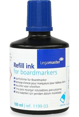Legamaster Beyaz Yazı Tahtası Kalemi Yedek Mürekkebi 100 ml Mavi
