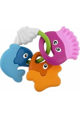 Chicco Diş Eti Masajı Yapan Balıklar