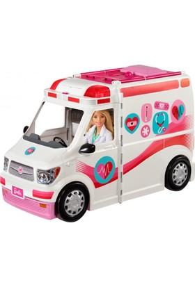 Barbie Barbie'nin Ambulansı