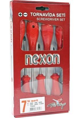 Nexon 7 Parça Tornavida Takımı