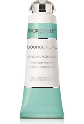 Ingrid Millet Source Pure Aroma Mousse Foaming Cleanser 125 ml