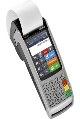 Ingenico IWE 280 Yeni Nesil Yazar Kasa Pos - Mobil (Temassız Ödeme Özellikli)