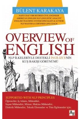 Overview Of English - Bülent Karakaya