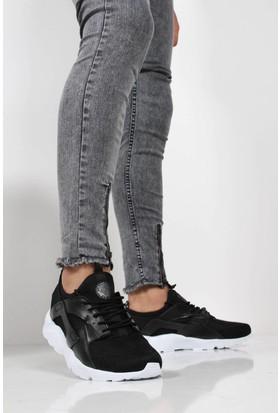 Air Fashion Hr Spor Ayakkabı Siyah
