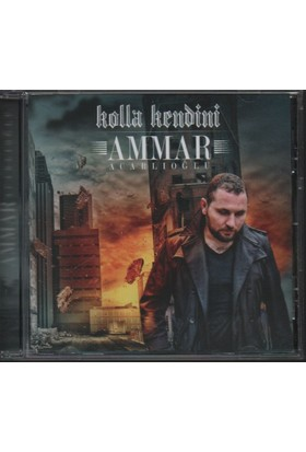 Ammar Acarlıoğlu - Kolla Kendini Albüm - Cd