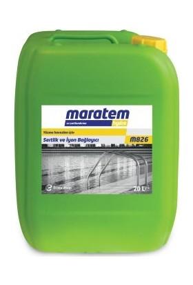 Maratem M826 Sertlik ve İyon Bağlayıcı 20lt