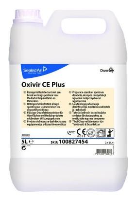 Diversey Oxivir Plus 5lt