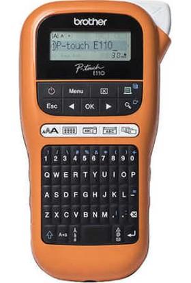 Brother P-Touch PT-E110 El Tipi Etiketleme Makinesi