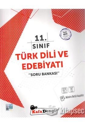 Kafa Dengi Yayınları 11. Sınıf Türk Dili ve Edebiyatı Soru Bankası - Münire Betül Ayyıldız