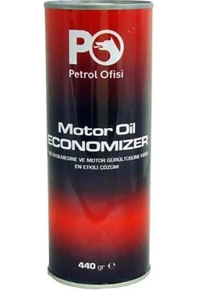 Petrol Ofisi Motor Yağ Katkısı Economizer 440 Gr.