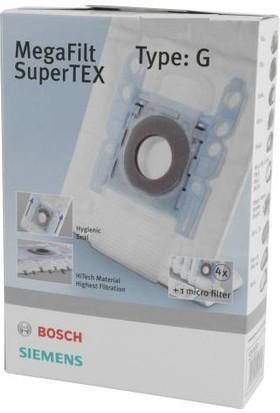 Bosch - Siemens Toz Torbası (4 Adet Toz Torba - 1 Adet Micro Filtre)