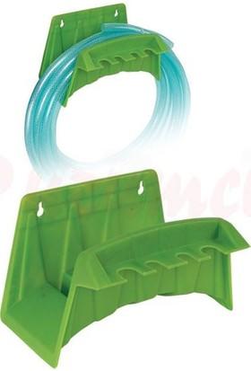 Üzümcü Duvara Monte Plastik Hortum Askısı