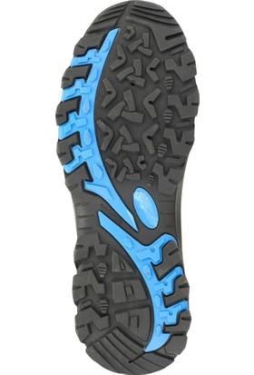 Kinetix Pulse Hi Wp Lacivert Siyah Mavi Erkek Tracking Ayakkabı