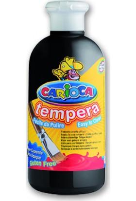 Carioca Tempera Suluboya Süper Yikanabilir Siyah 250 Ml.