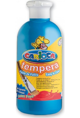 Carioca Tempera Suluboya Süper Yikanabilir Mavi 250 Ml.