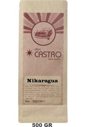 Castro Nikaragua SHG Nitelikli Çekirdek Kahve 500 gr