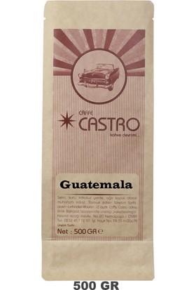 Castro Guatemala Santa Rosa Nitelikli Çekirdek Kahve 500 gr