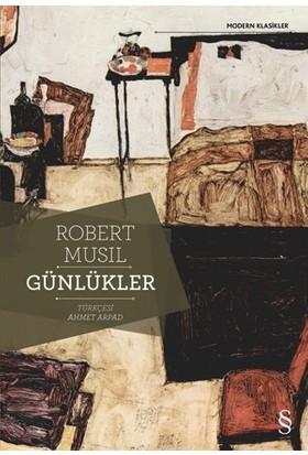 Günlükler - Robert Musil