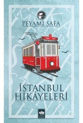 İstanbul Hikayeleri - Peyami Safa