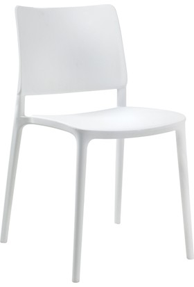 Papatya Joy Sandalye Beyaz